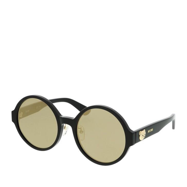 Sonnenbrille, Moschino, MOS046/F/S      BLACK