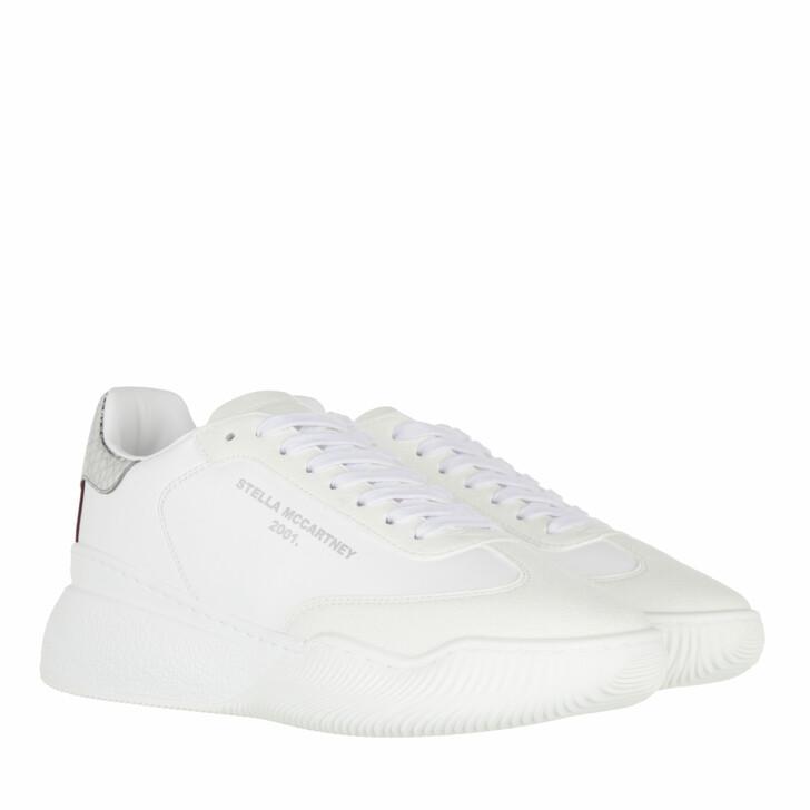 shoes, Stella McCartney, Runner Loop Sneakers White Multi
