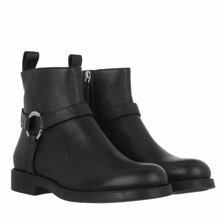 shoes, Hugo, Lexi Bootie Black