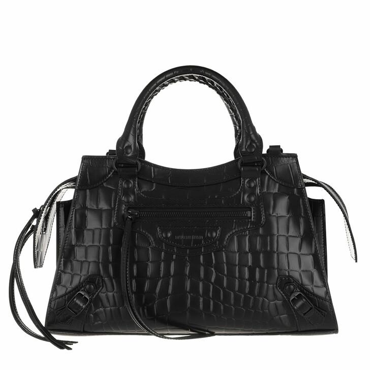 Handtasche, Balenciaga, Neo Classic City Handle Bag Black