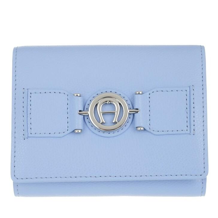 Geldbörse, AIGNER, Wallet Bellflower Blue