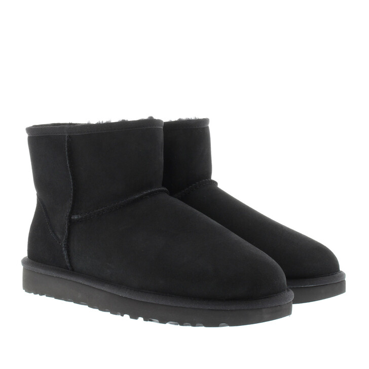 Schuh, UGG, Classic Mini Ii Classic Boot Black