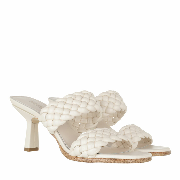 Schuh, MICHAEL Michael Kors, Amelia Mule Light Cream
