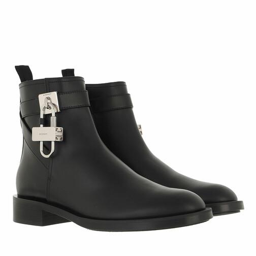 givenchy -  Boots & Stiefeletten - Boots Leather - in schwarz - für Damen