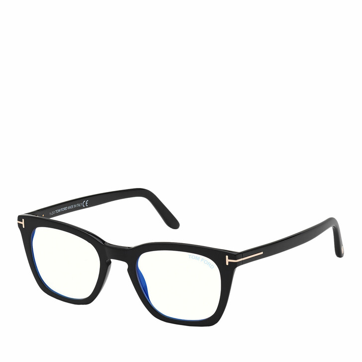 Brillen mit Gläsern, Tom Ford, Blue Blocker FT5736-B Black
