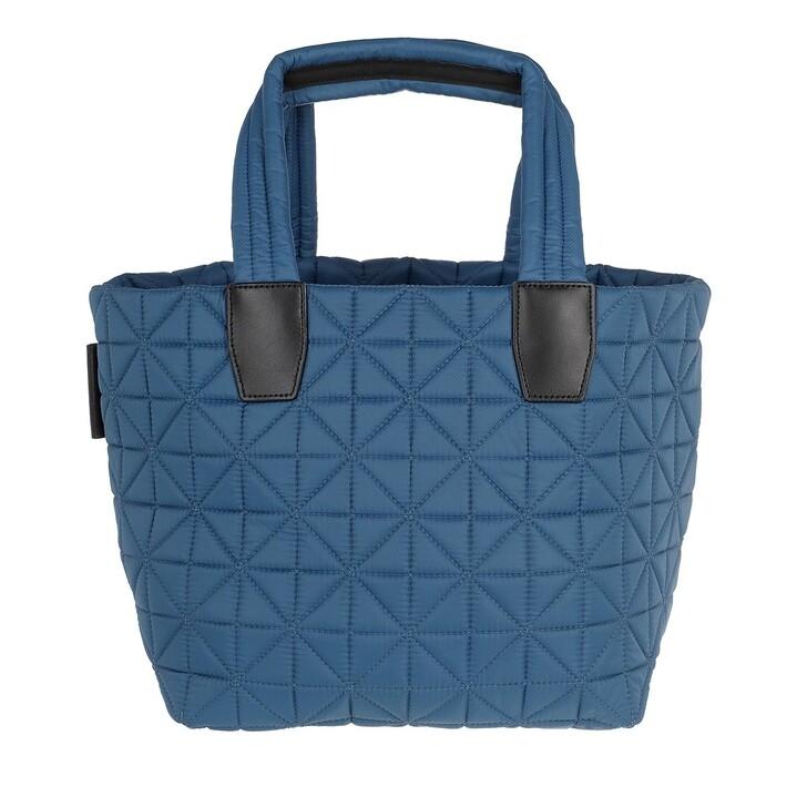 Handtasche, VeeCollective, Small Vee Tote Petrol