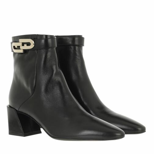 furla -  Boots & Stiefeletten -  Chain Ankle Boot T60 - in schwarz - für Damen