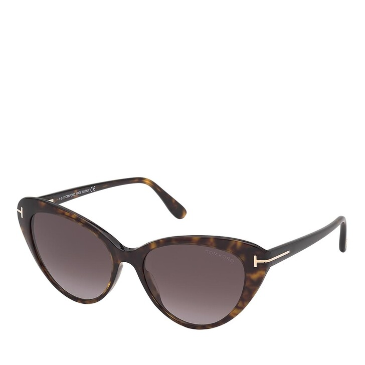 Sonnenbrille, Tom Ford, FT0869 Havanna/Black