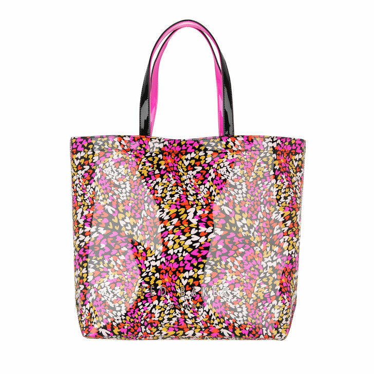 bags, Ted Baker, Dellcon Love Heart Large Icon Black