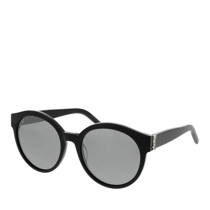 Sonnenbrille, Saint Laurent, SL M31-002 54 Sunglass WOMAN ACETATE BLACK