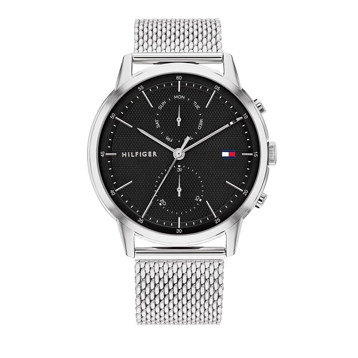 Uhr, Tommy Hilfiger, Easton Watch Silver
