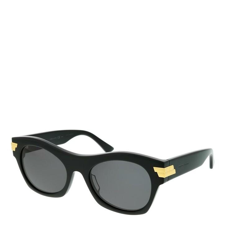 Sonnenbrille, Bottega Veneta, BV1103S-001 54 Sunglass UNISEX ACETATE BLACK