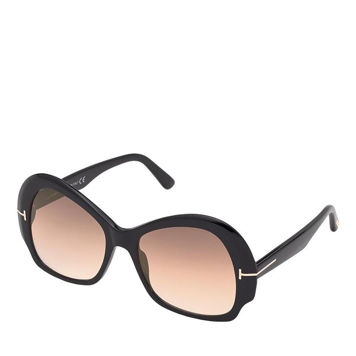 sunglasses, Tom Ford, FT0874 Black/Brown