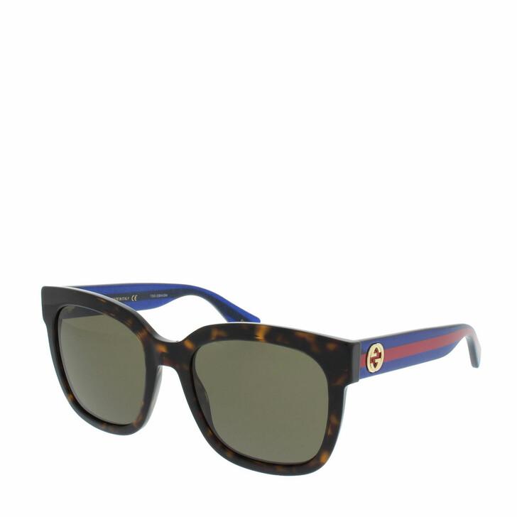 Sonnenbrille, Gucci, GG0034S 54 004