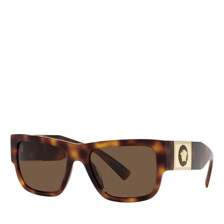 Sonnenbrille, Versace, 0VE4406 HAVANA