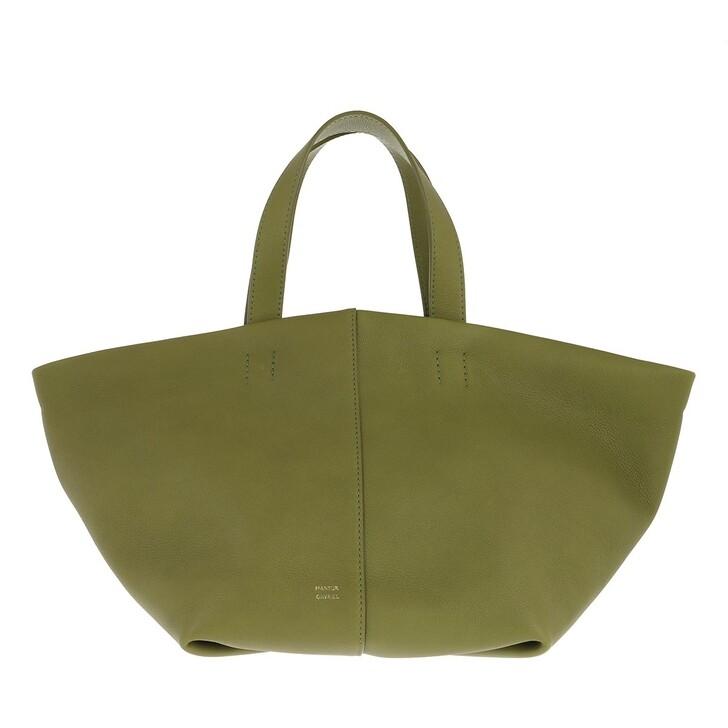 bags, Mansur Gavriel, Shopping Bag Leather Prato