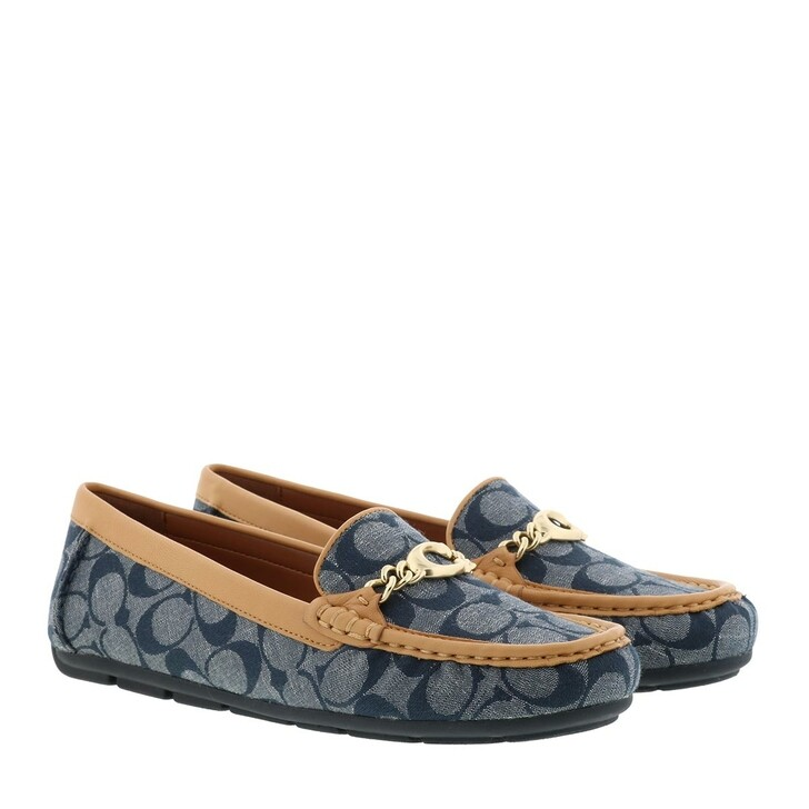 Schuh, Coach, Shoes Drivers Slipper Chambray