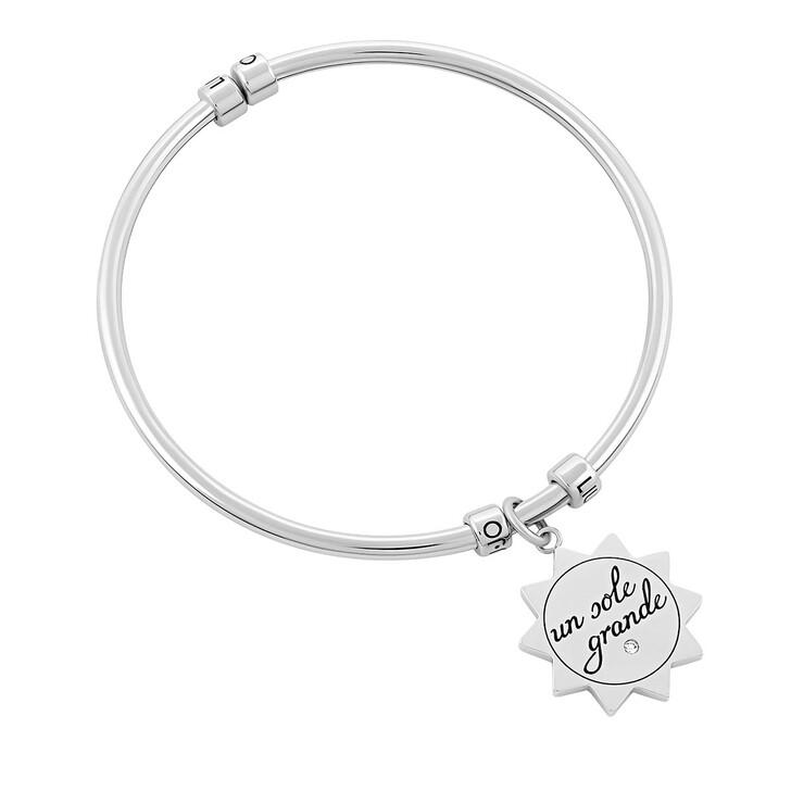 Armreif, LIU JO, LJ1515 Stainless steel Bracelet Silver