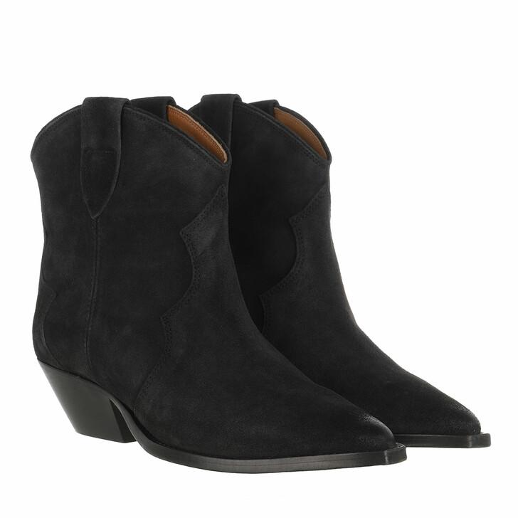 Schuh, Isabel Marant, Doey Boot Faded Black