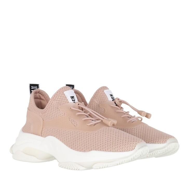 Schuh, Steve Madden, Match Sneaker Fabric Pink/White