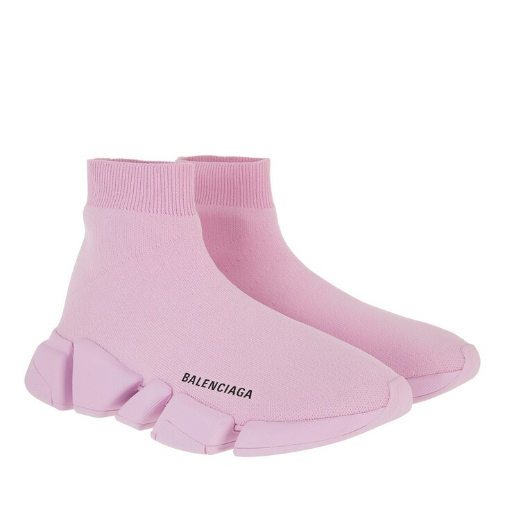 shoes, Balenciaga, Speed 2.0 Strech Sneakers Light Pink