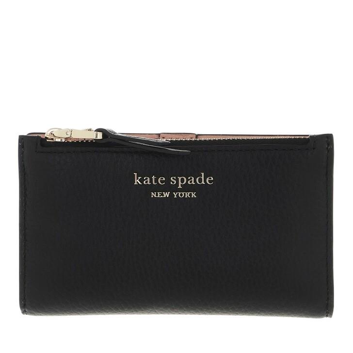 Geldbörse, Kate Spade New York, Small Wallet Black