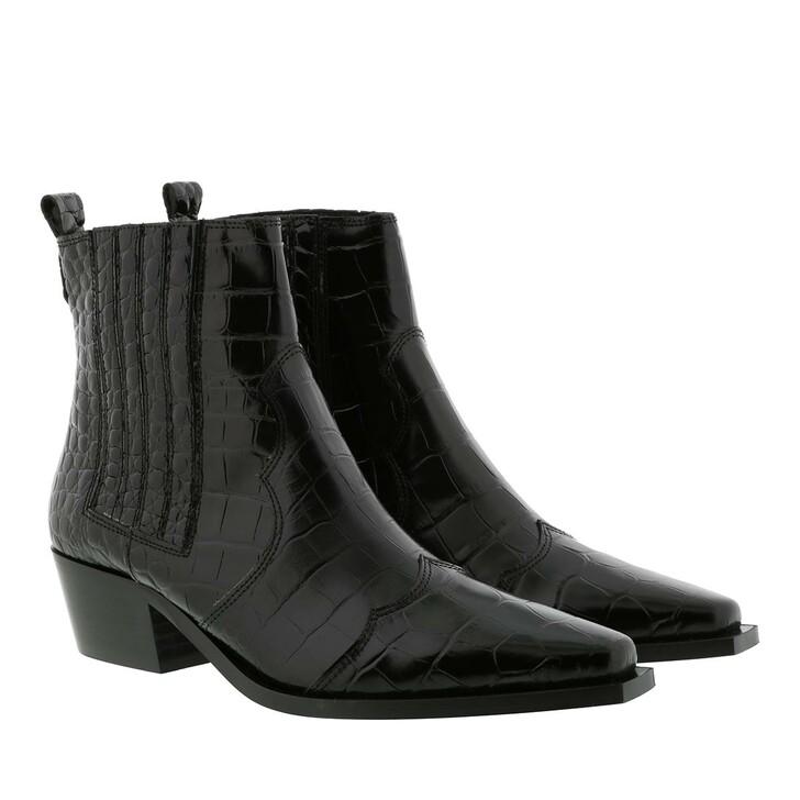 Schuh, Toral, Bootie Negro
