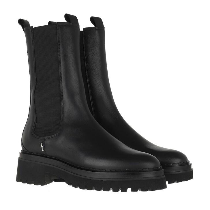 Schuh, Nubikk, Fae Adams Ankle Boot Black Leather
