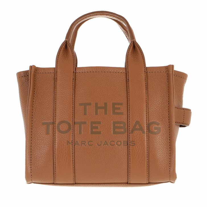 bags, Marc Jacobs, The Leather Mini Tote Bag Arganoil