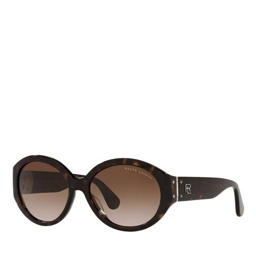 ralph lauren -  Sonnenbrille - 0RL8191 - in braun - für Damen