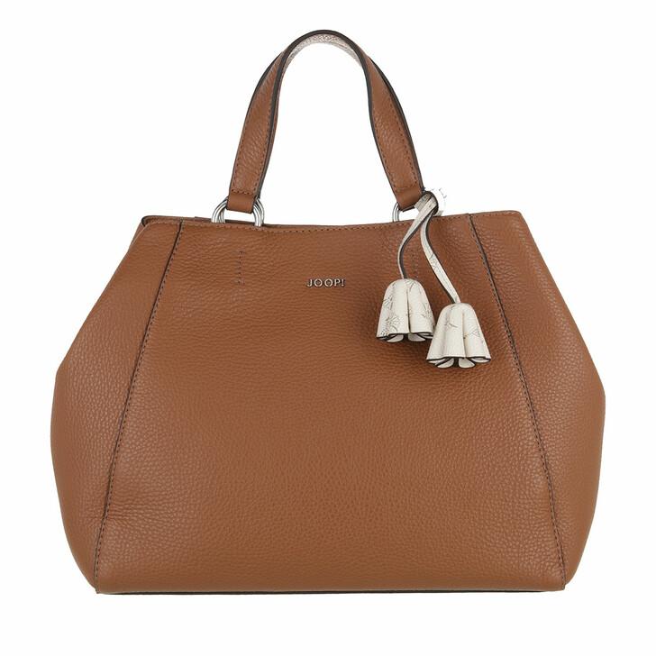 bags, JOOP!, Chiara 1.0 Eden Handbag Mho Cognac