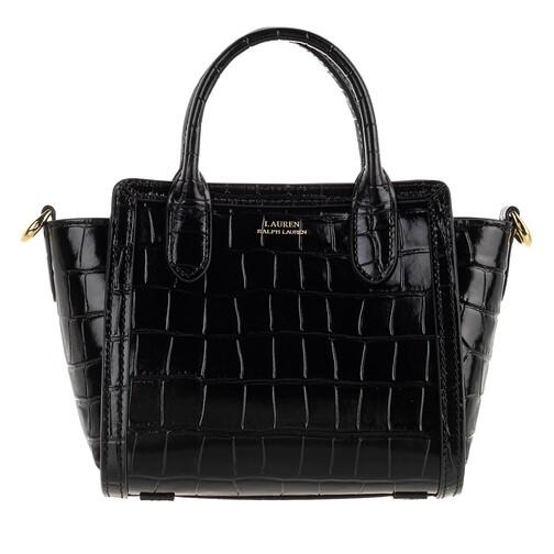 lauren ralph lauren -  Shopper - Tyler 16 Shopper Medium - in schwarz - für Damen