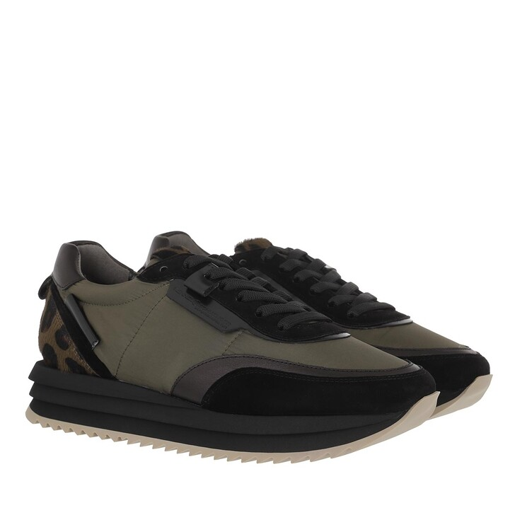 shoes, Kennel & Schmenger, Jazz Sneaker Jung Schwarz
