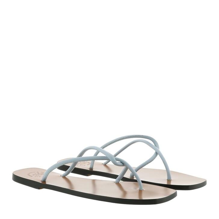 Schuh, ATP Atelier, Flat Sandal Light Blue