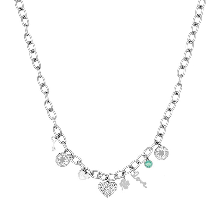 Kette, LIU JO, LJ1417 Stainless steel Necklace Silver