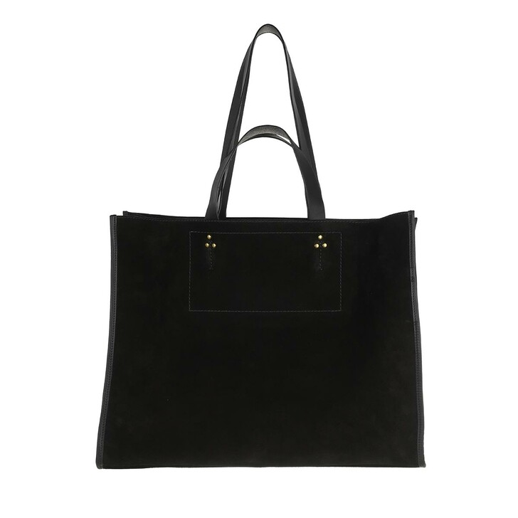 Handtasche, Jerome Dreyfuss, Léon Large Shopper Noir