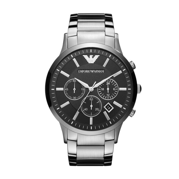 watches, Emporio Armani, Watch Dress AR2460 Silver