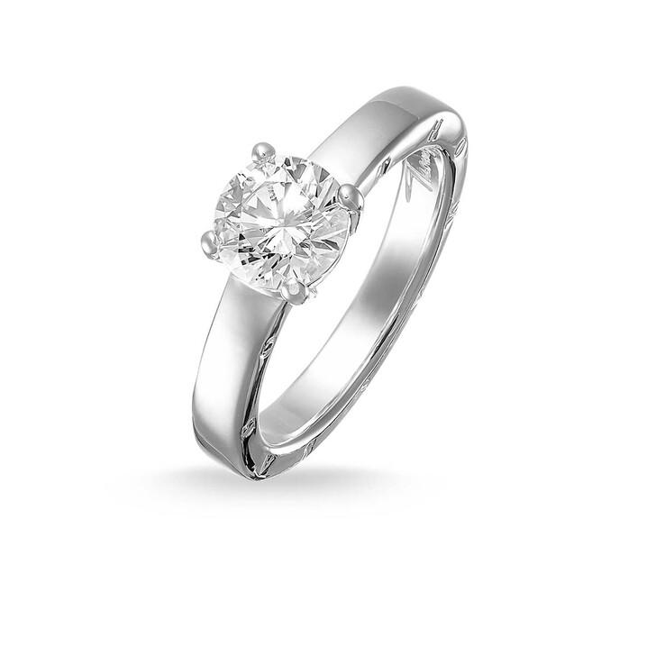 Ring, Thomas Sabo, Solitaire Ring Silver