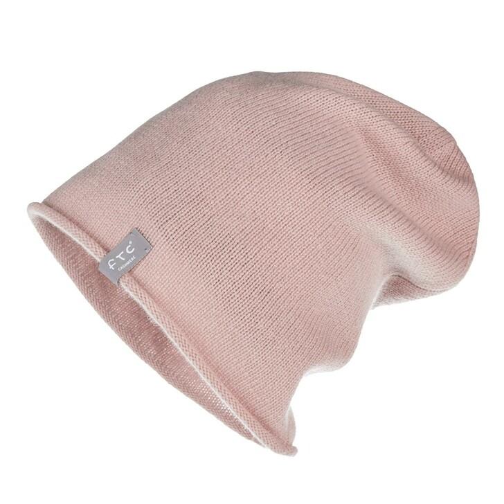 Mütze, FTC Cashmere, Cap Almondine