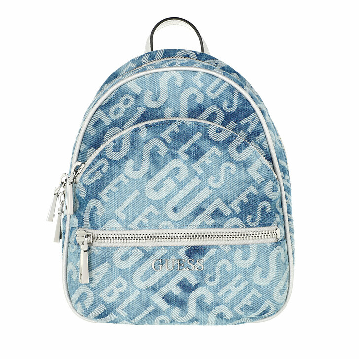 Reisetasche, Guess, Manhattan Backpack Denim
