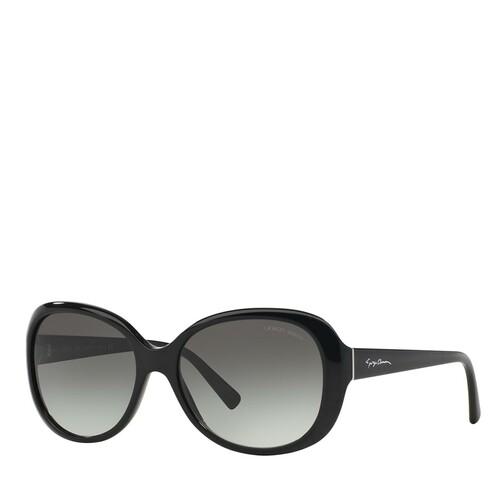 giorgio armani -  Sonnenbrille - 0AR8047 - in schwarz - für Damen