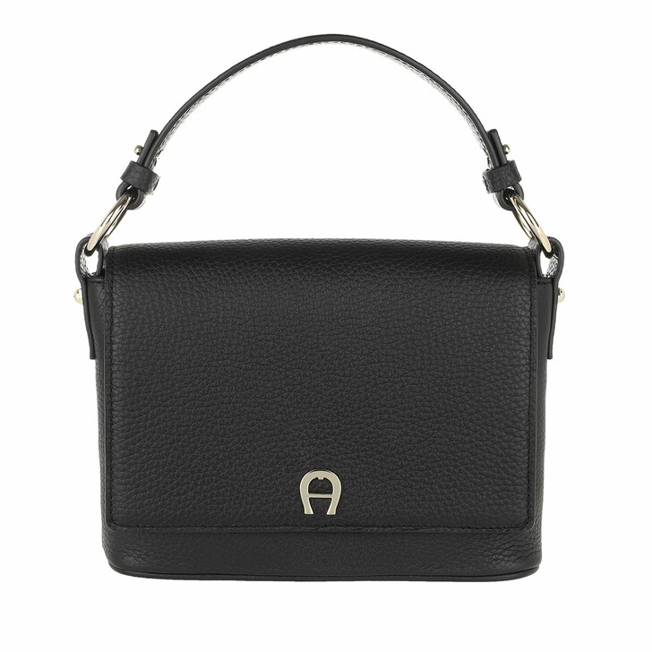 Handtasche, AIGNER, Tara Shoulder Bag Black
