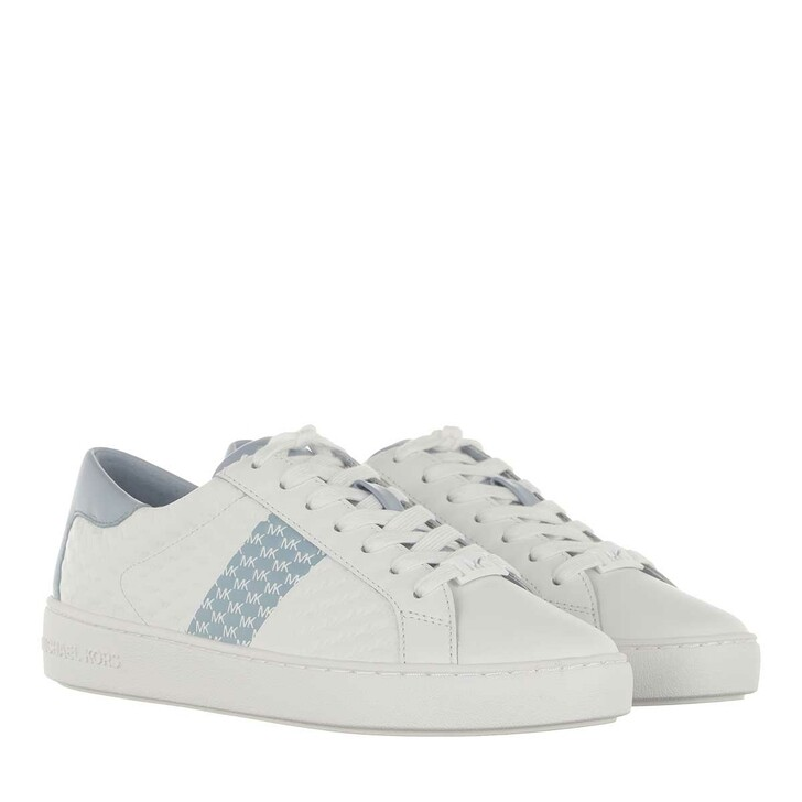 shoes, MICHAEL Michael Kors, Colby Sneakers Pale Blue