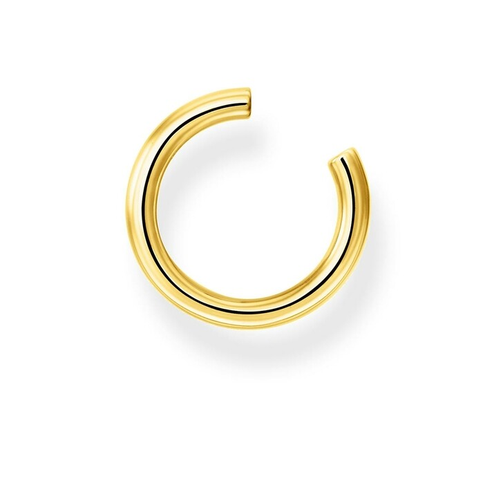 Ohrring, Thomas Sabo, Ear Cuff Small Gold