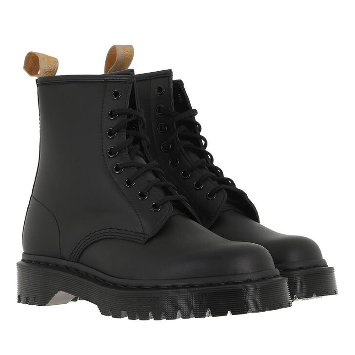 shoes, Dr. Martens, Vegan 1460 Bex Mono Black Felix Rub Off Black Felix Rub Off