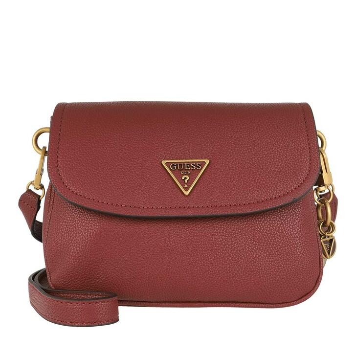 bags, Guess, Destiny Shoulder Bag Merlot