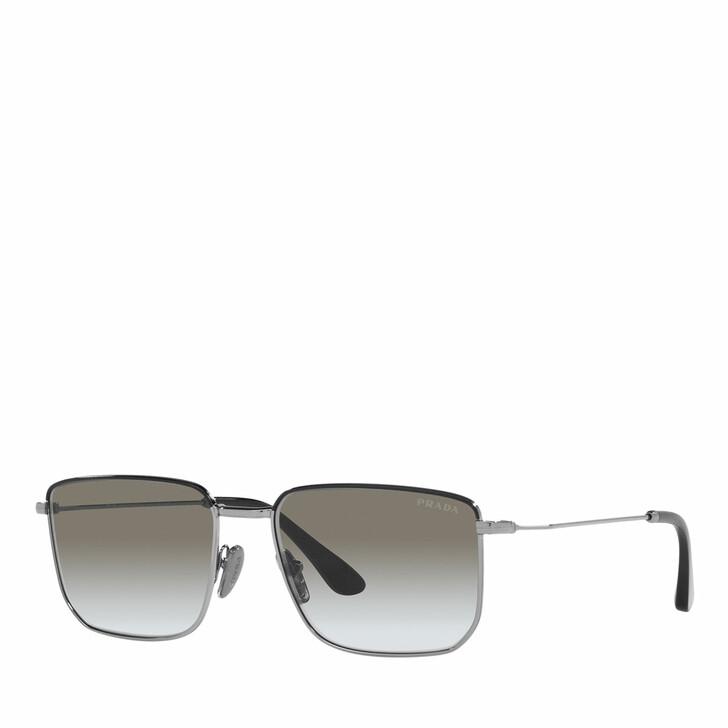 sunglasses, Prada, Man Sunglasses 0PR 52YS Black/Gunmetal