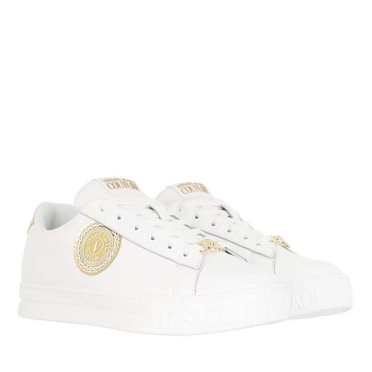 Schuh, Versace Jeans Couture, Linea Fondo Court 88 Sneaker White