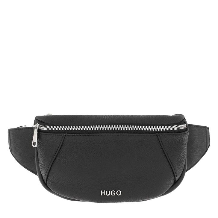 Handtasche, Hugo, Maiden Beltbag Black