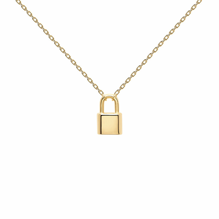 Kette, PDPAOLA, Bond Necklace Yellow Gold